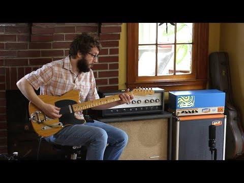"""Hendrix Doublestops on """"The Night They Drove Old Dixie Down"""": R&B Guitar Lesson"""