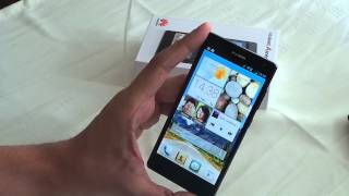Huawei Ascend G740 Hands on