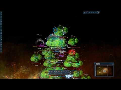 Darkorbit - Vzpomínkový Přelet Za Hráče KvětáčekCZ2