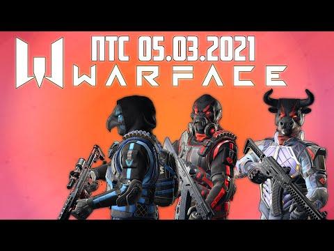 Warface ПТС /AK-15/KOMRAD-12/M4