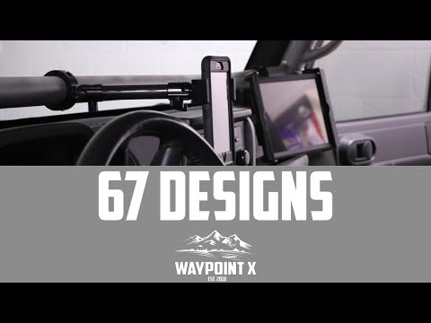 67 Designs Jeep Mount