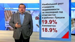 видео Рейтинг регионов - 2015 по стоимости вторичного жилья