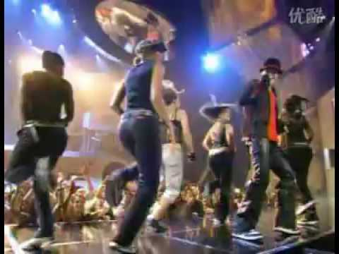 Justin Timberlake  like i love you MTV VMA 2002