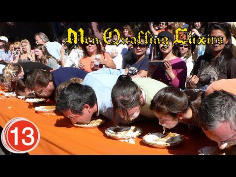 Men Quaffing Elixirs - Episode 13