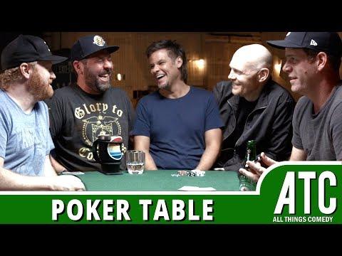 Comics Playing Cards w/ Bill Burr, Bert Kreischer, Theo Von, Steve Rannazzisi & Jon Reep
