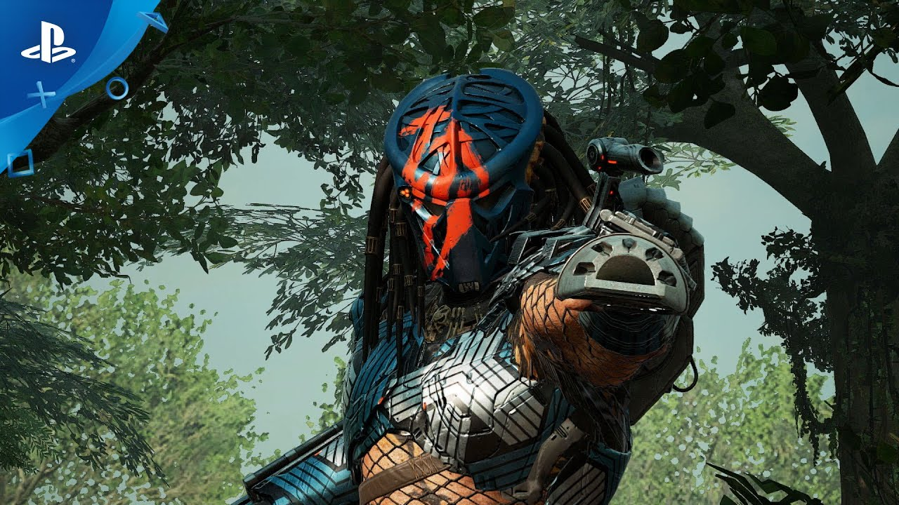 『Predator: Hunting Grounds』 Launch Trailer