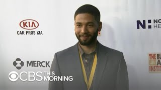 Jussie Smollett allegedly wanted 'bigger reaction' from threatening letter