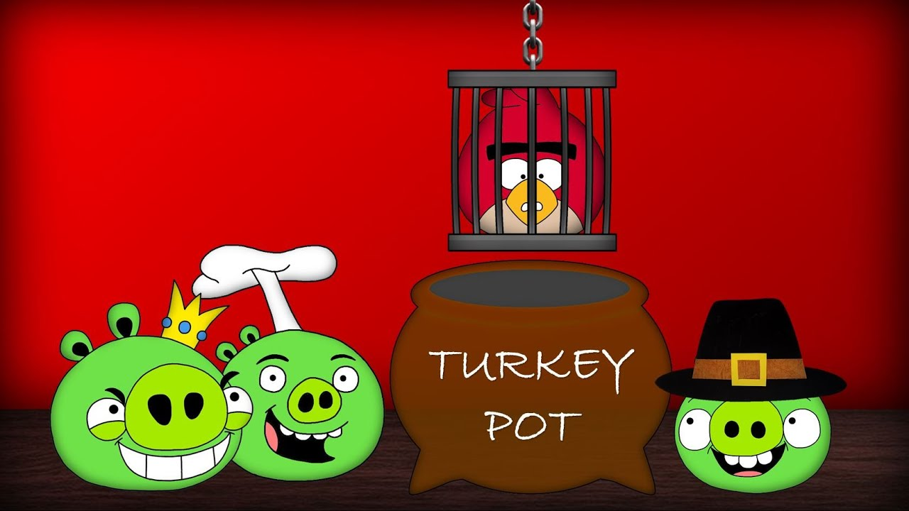 The Angry Birds Show: The Thanksgiving Special