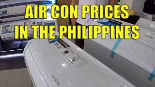 Aircon Prices In The Philippines. (2019)