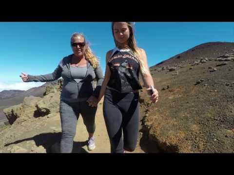 Haleakalā National Park Adventure (For Caroline)