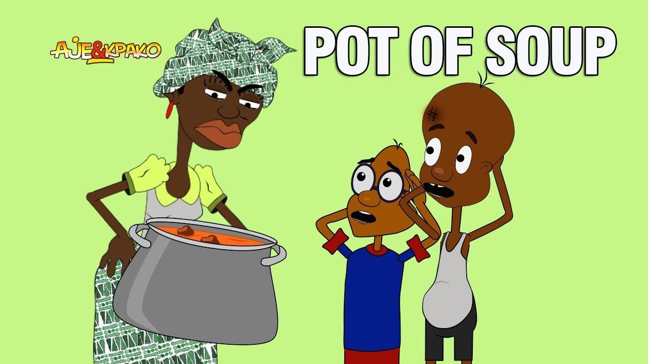 Download Ajebo vs Kpako - Pot of Soup (Episode 1)