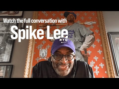 Spike Lee Live Conversation about DO THE RIGHT THING
