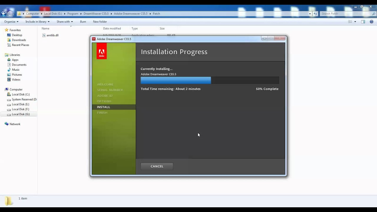 Adobe dreamweaver cs5 v11 0 4909 multilingual incl keymaker core