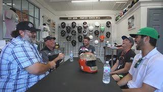Indy 500 Roundtable with Al Unser Jr, Jack Harvey, Kyle Kaiser and Spencer Pigot