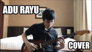 Adu Rayu (Yovie, Tulus, Glenn) - Guitar Solo Cover by Yugi Yuarsa