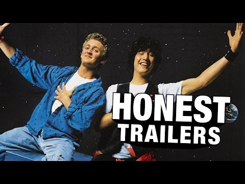 Honest Trailers - Bill & Ted s Excellent Adventure