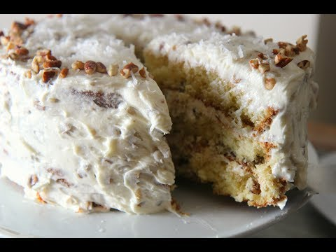 Italian Cream Cake - cooked by Julie episode 359