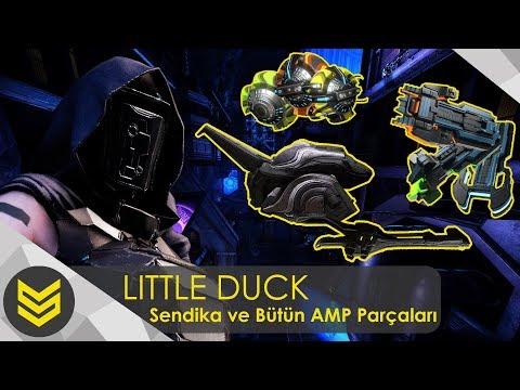 Warframe: Little Duck | Bütün AMP Parçaları, Toroid ve Sistem Kasma Yöntemleri thumbnail
