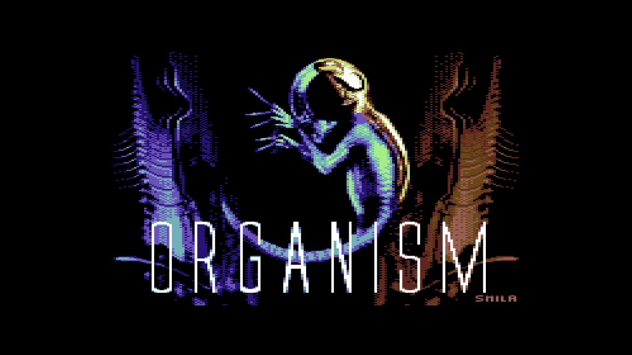 MiSTer (FPGA) Commodore 64: Organism [2018 Homebrew] by NML32