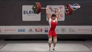 ЧМ-2011- Олег Чен принес России серебро