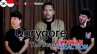 Orang Korea Reaksi, Qorygore - The Beast, Korean Reaction