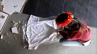 Et Si Le Luxe était de Faire Découper le Tee-Shirt de son Ex sur une Musique de Nina Simone ?