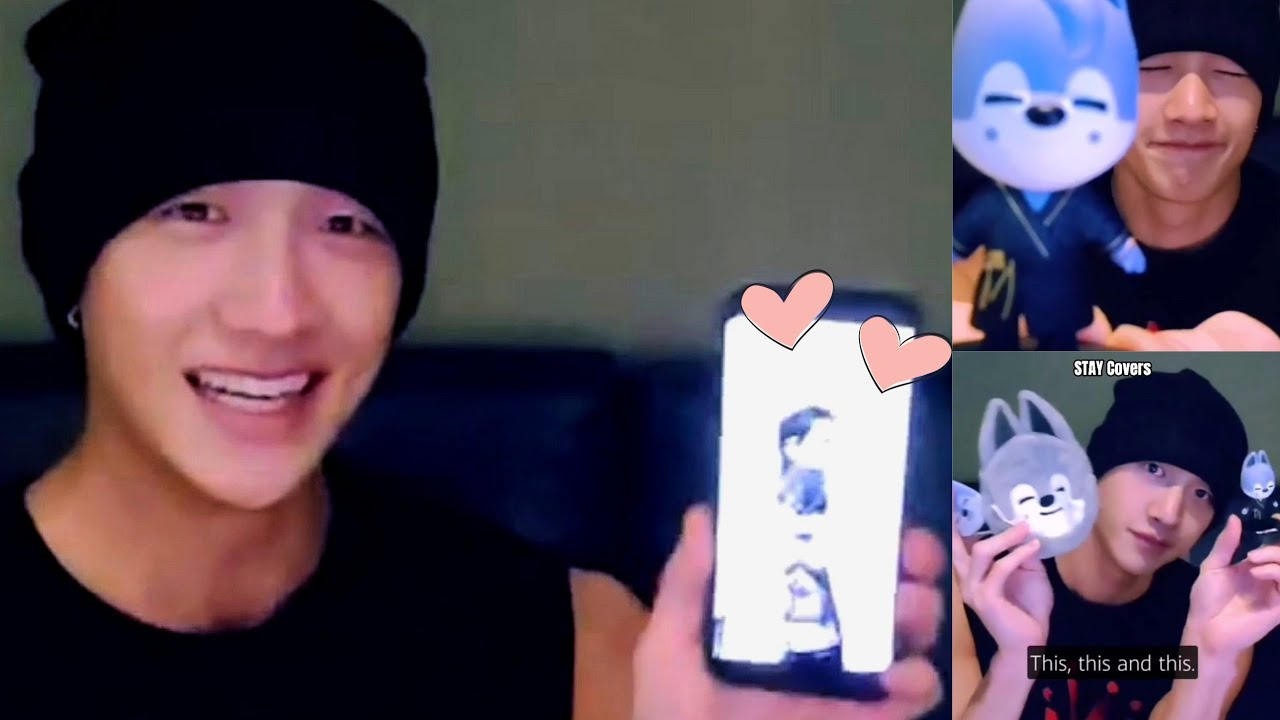 [ENG SUBS] We're going to have another shirtless Chan ㅋㅋ and look at him unbox his wolfchan figure