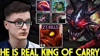 MIRACLE [Lifestealer] He is Real King Destroy Pub Game 7.23 Dota 2