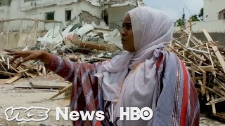 Somalia's Youth Task Force & The Recovering Winery Workforce: VICE News Tonight Full Episode (HBO)