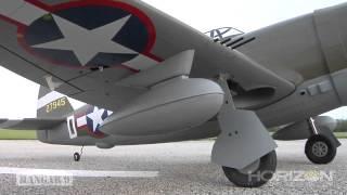 p47d 1 thunderbolt 60 arf hangar9 weymuller