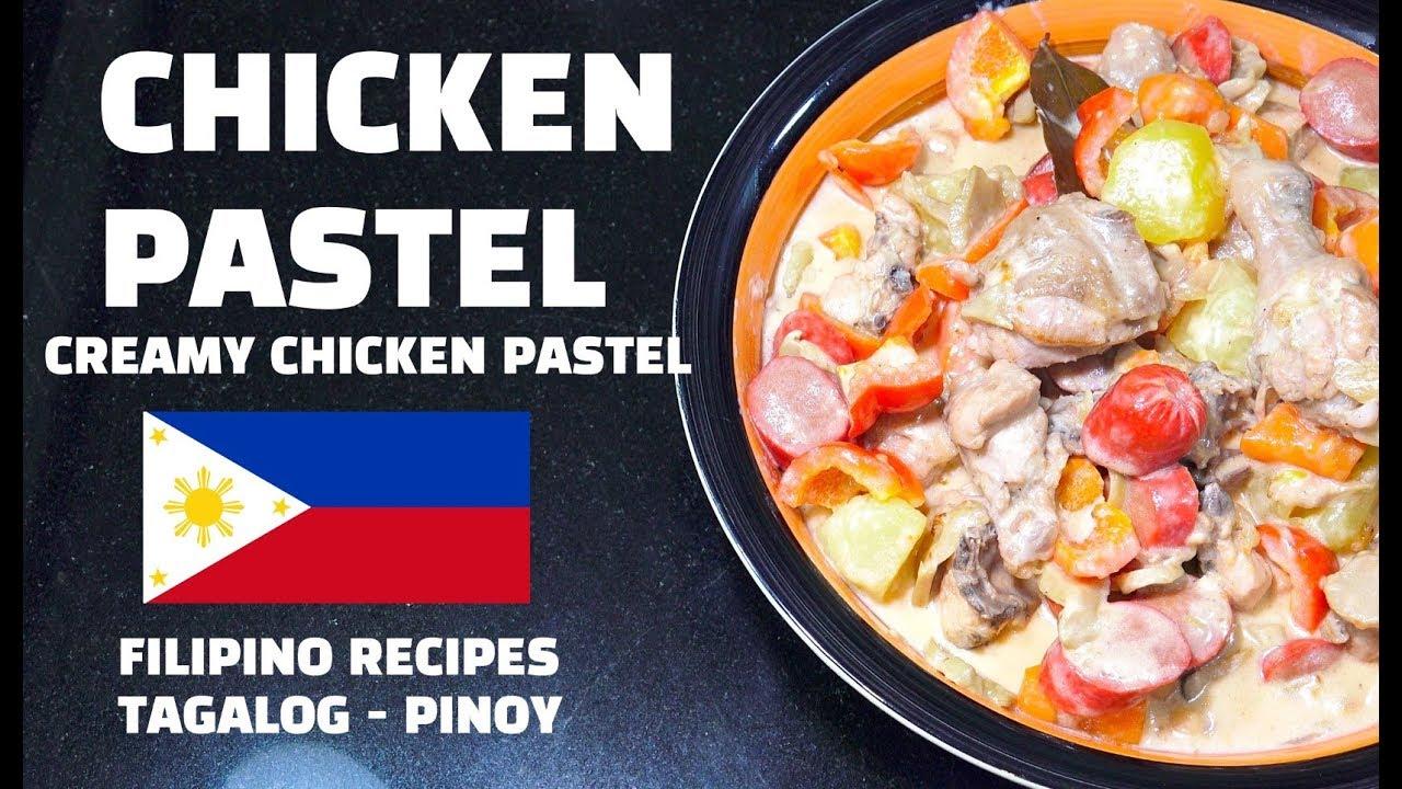 Pechay Chicken Filipino Recipes Tagalog Recipes Pinoy Food Youtube Youtube
