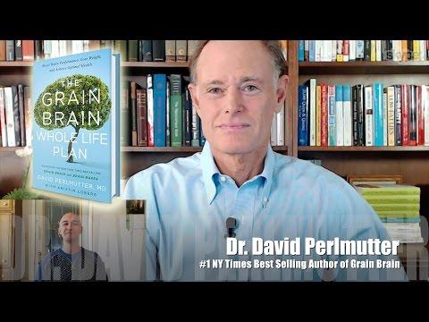 🔥 Improve Brain Performance, Dr. David Perlmutter | Neuroscience | Grain Brain Whole Life Plan Book