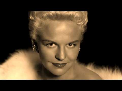 Peggy Lee - The Folks Who Live On The Hill (Capitol Records 1957)
