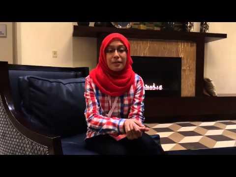 Ellesya Myra: World Scholar's Cup Changed Our Lives - MRSM Alor Gajah at Tournament of Champion 2014