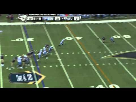 Sam Bradford and the 83-yard Opening Play TD