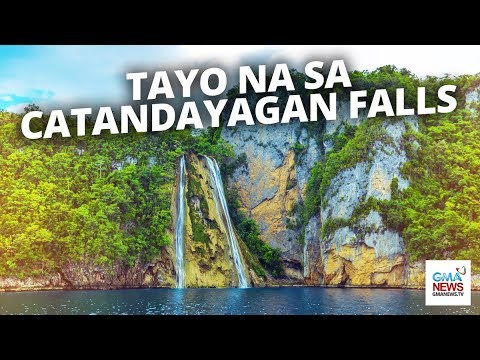 GMA News: Catandayagan Falls sa Masbate
