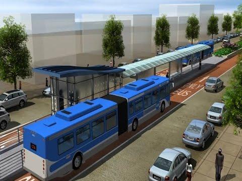 Australia's International work on bus rapid transit