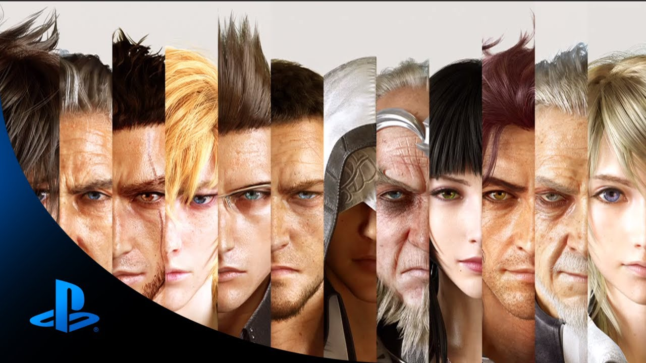 FINAL FANTASY XV - Announcement Trailer | E3 2013