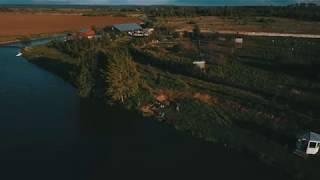 Окунь первого льда, жор в одной лунке)))Владимирская область, Покров