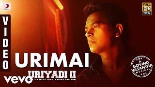 Uriyadi 2 Urimai Tamil Vijay Kumar Govind Vasantha