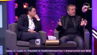 عيش الليلة - الفنان شريف منير لأشرف عبد الباقي: أستاذي أشرف عبد الباقي تعلمت منه كثيرا