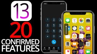 iOS 13 Top 20 Confirmed Features !