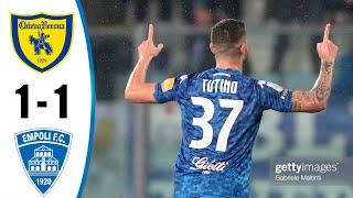 Chievo vs empoli 1-1 all goals & highlights 19/12/2020 hd