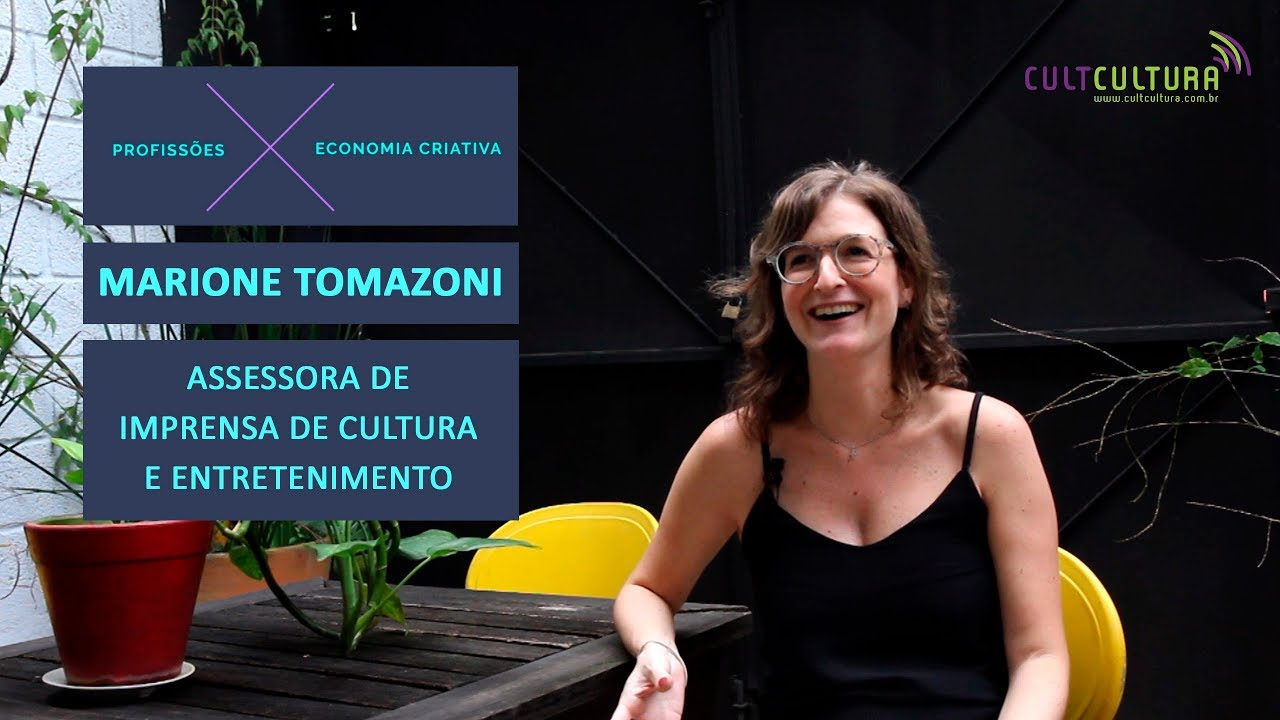 As novas tendências do jornalismo, com Marione Tomazoni