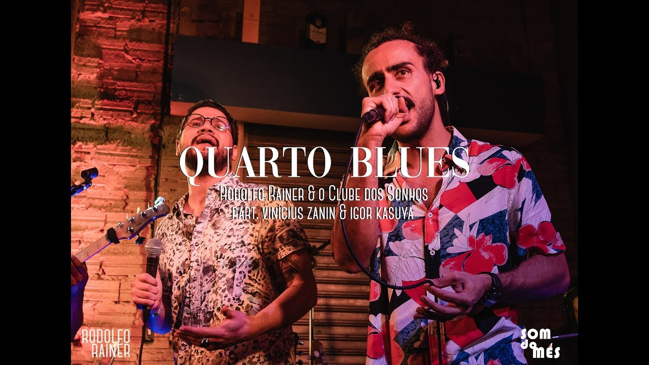 Rodolfo Rainer - Quarto Blues (Ao Vivo) part. Vinícius Zanin & Igor Kasuya