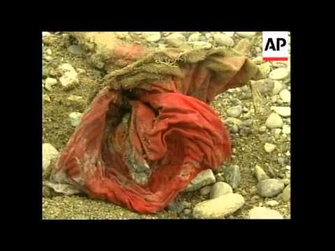 KOSOVO: MASSACRE SITES & MASS GRAVES DISCOVERED WRAP