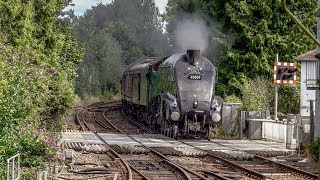 60009 Union Of South Africa With The Dorset Coast Express At B…