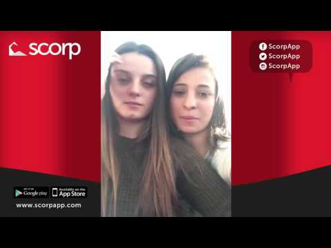 Scorp - Selfie çeker Gibi Video çek