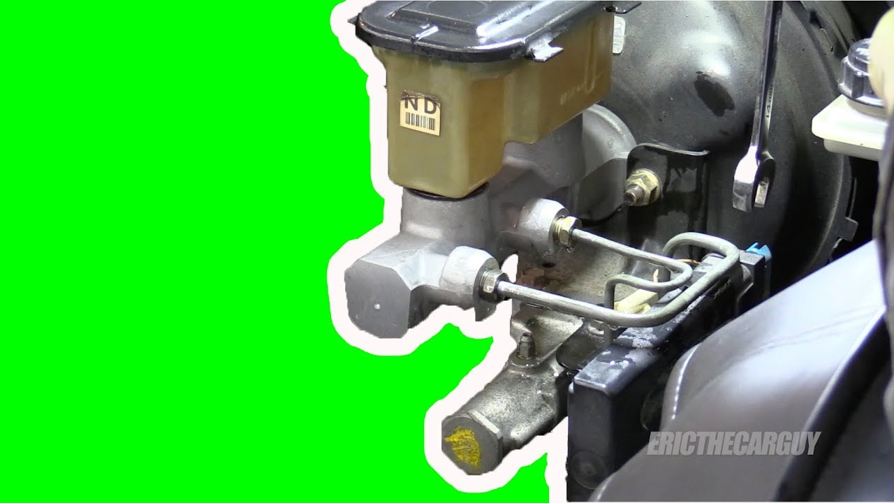 How To Fix a Spongy Brake Pedal Chevy Truck  YouTube