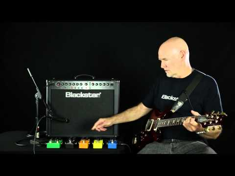 Blackstar LT Pedal Series Demonstration with J. Hayes